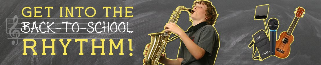 Get Into the Back-to-School Rhythm!