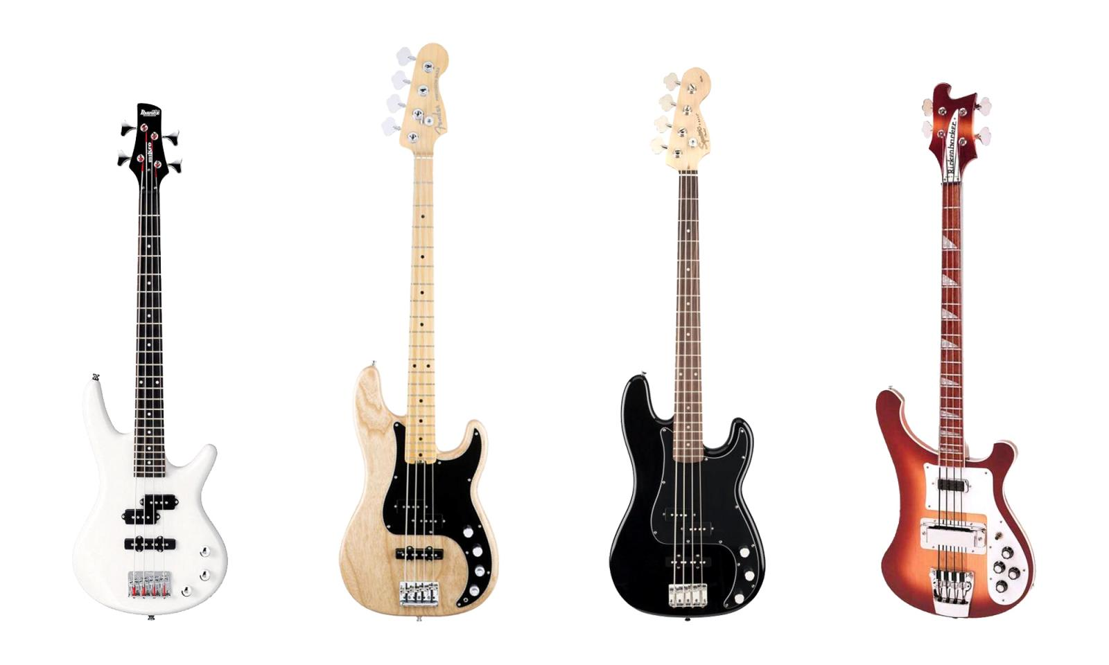 The Traditional Tonewoods of Electric Bass