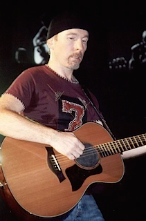 The Edge and Taylor Dreadnought