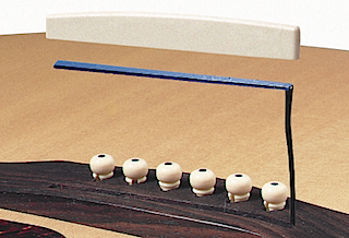Fishman under-saddle pickup